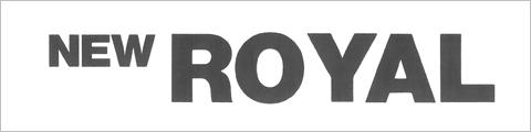 NEW ROYAL ロゴ